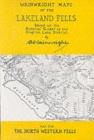 Image for Wainwright Maps of the Lakeland Fells : Map 6 : North Western Fells