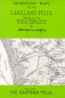 Image for Wainwright Maps of the Lakeland Fells : Map 1 : Eastern Fells