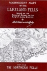 Image for Wainwright Maps of the Lakeland Fells : Map 5 : The Northern Fells
