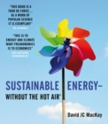 Image for Sustainable energy-- without the hot air