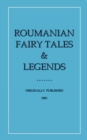 Image for Roumanian Fairy Tales and Legends