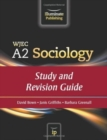 Image for WJEC A2 Sociology : Study and Revision Guide