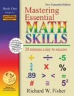 Image for Mastering Essential Math Skills Book One, Grades 4-5 : 20 Minutes a day to success