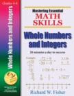Image for Mastering Essential Math Skills : Whole Numbers and Integers