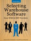 Image for Selecting Warehouse Software from WMS and ERP Vendors - Expanded Edition