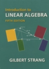 Image for Introduction to linear algebra