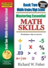 Image for Mastering Essential Math Skills, Book 2, Middle Grades/High School : Re-Designed Library Version