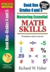 Image for Mastering Essential Math Skills Book 1 Grades 4-5 : Re-Designed Library Version