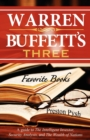 Image for Warren Buffett's 3 Favorite Books : A Guide to The Intelligent Investor, Security Analysis, and The Wealth of Nations
