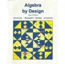 Image for ALGEBRA BY DESIGN
