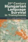 Image for 21st Century Hungarian Language Survival in Transylvannia