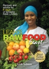 Image for Leah's Raw Food Feast