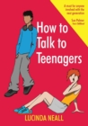 Image for How to Talk to Teenagers