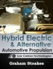 Image for Hybrid Electric & Alternative Automotive Propulsion : Low Carbon Technologies