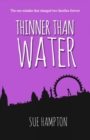 Image for Thinner than water