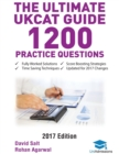 Image for The Ultimate UKCAT Guide: 1200 Practice Questions : Fully Worked Solutions, Time Saving Techniques, Score Boosting Strategies