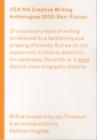 Image for UEA Creative Writing Anthology: Prose Non-Fiction