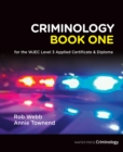 Image for Criminology Book One for the WJEC Level 3 Applied Certificate & Diploma