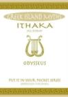 Image for Ithaka : Odysseus.