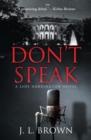 Image for Don't Speak : A Jade Harrington Novel