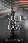Image for Rule of Law : A Jade Harrington Novel