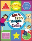 Image for Adventures in Learning with Malibu : Abc's 123's Shapes & Colors Activity & Coloring Book