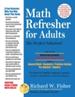 Image for Math Refresher for Adults : The Perfect Solution