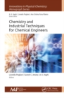 Image for Chemistry and industrial techniques for chemical engineers