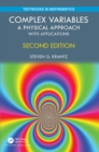 Image for Complex variables: a physical approach with applications