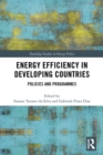 Image for Energy Efficiency in Developing Countries: Policies and Programmes
