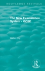 Image for The New Examination System - GCSE