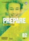 Image for Cambridge English prepare!Level 7,: Student's book