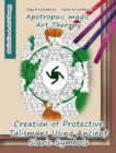 Image for Creation of Protective Talismans Using Ancient Slavic Symbols. Apotropaic Magic. Art Therapy