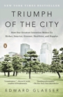 Image for Triumph of the city: how our greatest invention makes us richer, smarter, greener, healthier, and happier