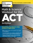 Image for Math and science workbook for the ACT