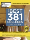 Image for The best 380 colleges : 2017 Edition
