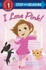 Image for I love pink!