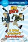 Image for 5 wild creature adventures!