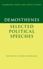 Image for Selected political speeches