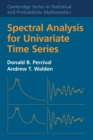 Image for Spectral analysis for univariate time series