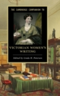 Image for The Cambridge companion to Victorian women's writing