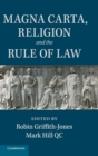 Image for Magna Carta, religion and the rule of law