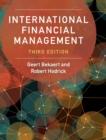 Image for International financial management