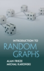 Image for Introduction to random graphs
