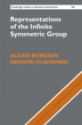 Image for Representations of the infinite symmetric group