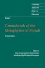 Image for Groundwork of the metaphysics of morals