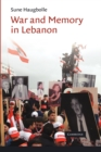 Image for War and memory in Lebanon