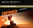 Image for Cambridge English empowerStarter,: Class audio CDs