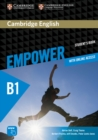 Image for Cambridge English empowerPre-intermediate,: Student's book