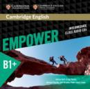 Image for Cambridge English empowerIntermediate,: Class audio CDs